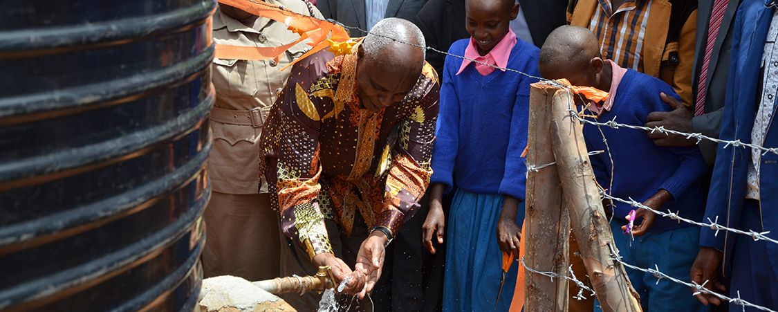 Borehole Project Brings Water Closer To Malaa Community